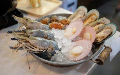 Ăn đồ biển, cần chú ý dấu hiệu dị ứng với hải sản.